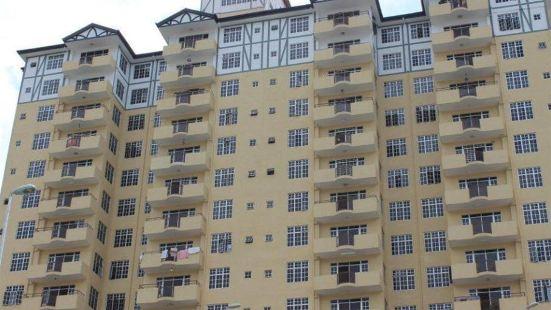 皇冠庭院綠色豐收公寓酒店