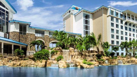 奧蘭多環球洛伊斯藍寶石瀑布度假村