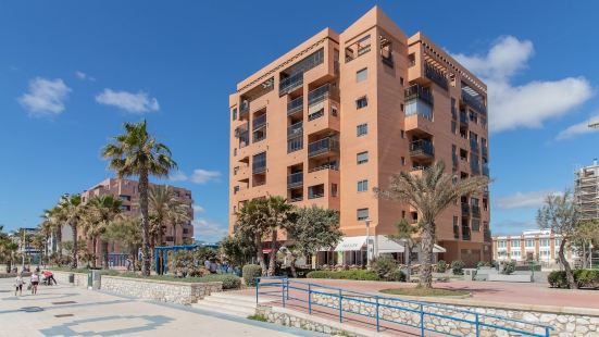 Seafront Malaga Central Apartment