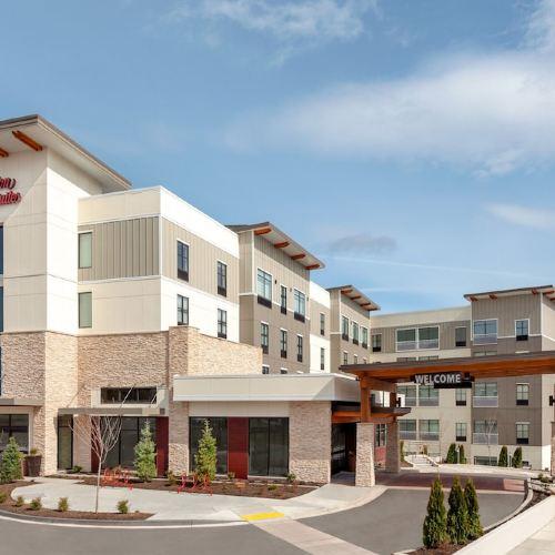 Hampton Inn & Suites Snoqualmie