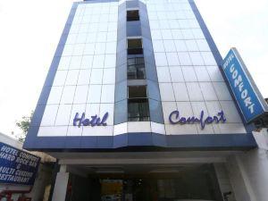 舒適酒店-特瑞普利凱恩(Hotel Comfort - Triplicane)