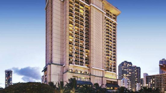 希爾頓夏威夷鄉村希爾頓度假大酒店