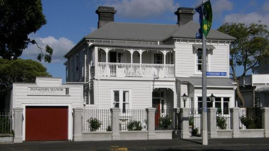Ponsonby Manor Guest House Auckland