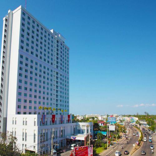 โรงแรม ไดมอนด์พลาซ่า สุราษฎร์ธานี