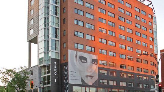 蒙特利爾零1酒店