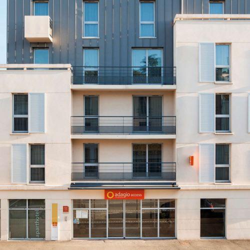 普特瑞斯阿德吉奧公寓式酒店