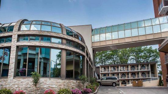 瀑布景觀品質酒店