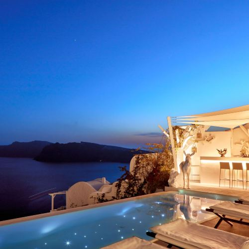 Canaves Oia Sunday Suites Santorini