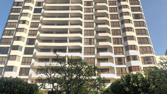 科倫坡克雷斯卡特公寓酒店