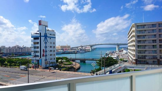 Little Island Okinawa Tomari