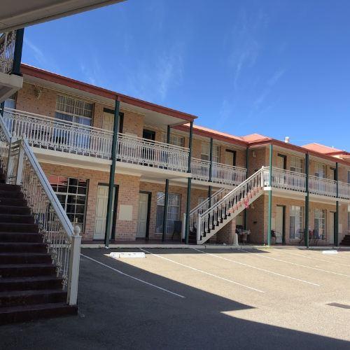 古爾伯恩文化遺產汽車旅館