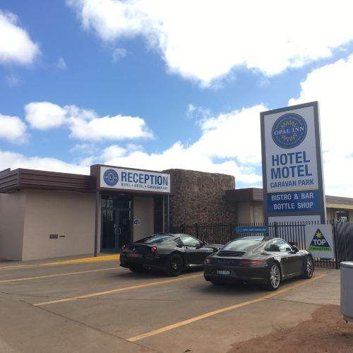 Opal Inn Hotel, Motel, Caravan Park Coober Pedy