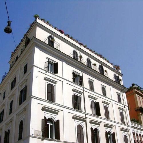 Hotel Impero Rome