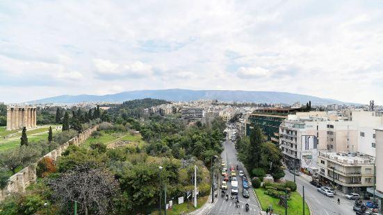 雅典衞城專享住宅公寓