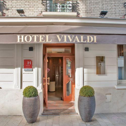 維瓦爾第酒店