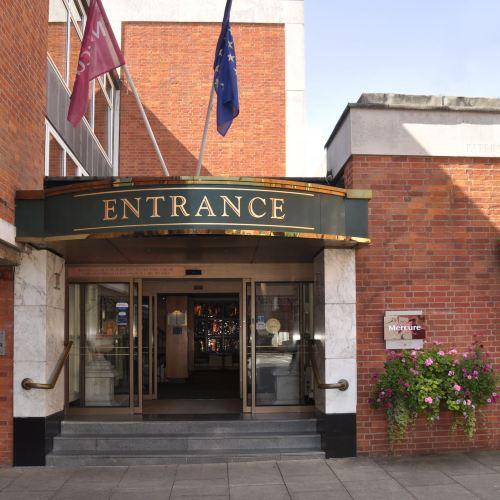 温徹斯特韋塞克斯美居酒店