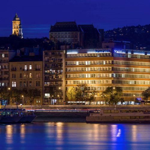 布達佩斯諾富特多瑙河酒店