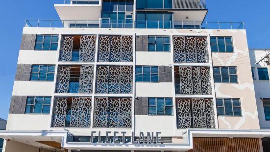 Fleet Lane Apartments Brisbane
