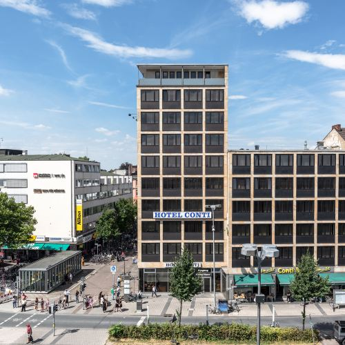 Hotel Conti am Hauptbahnhof