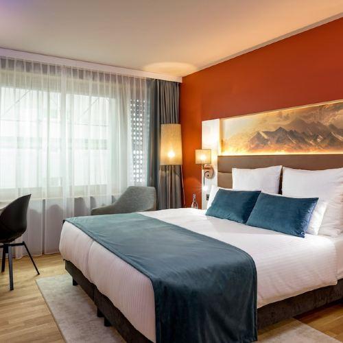 蘇黎世機場萊昂納多酒店