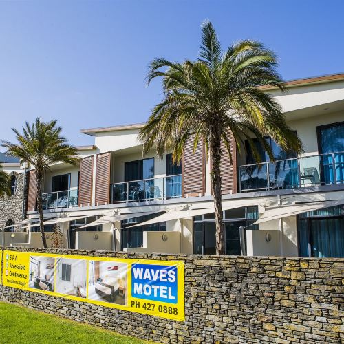 Waves Motel Orewa