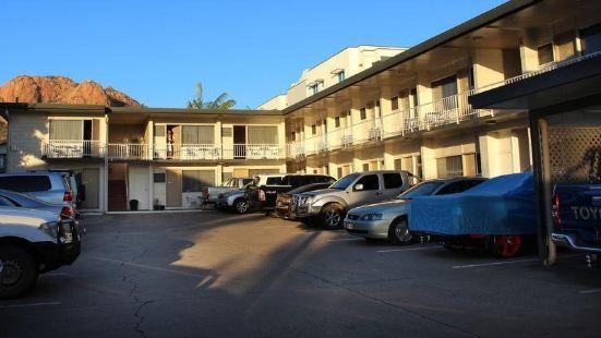 海灘別墅汽車旅館