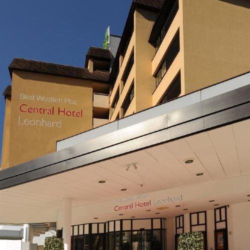 貝斯特韋斯特萊昂哈德普萊斯中央精品酒店