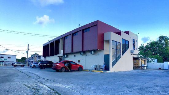 괌 비즈니스 모텔