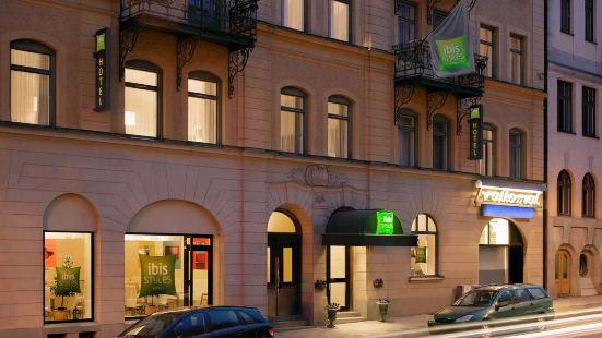 斯德哥爾摩奧登普蘭宜必思尚品酒店