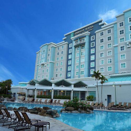 聖胡安希爾頓尊盛賭場酒店