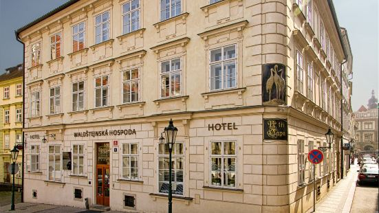 Hotel Three Storks Prague