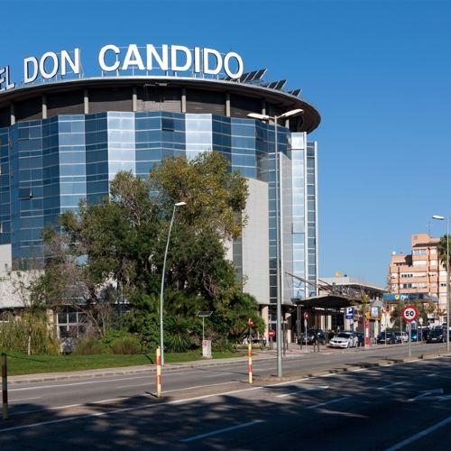 Hotel Don  Candido 4****Superior