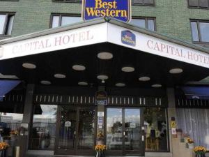 斯德哥爾摩首都貝斯特韋斯特酒店(BEST WESTERN Capital Hotel)