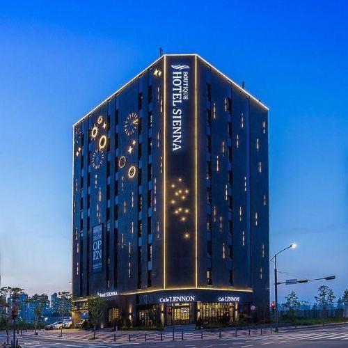 西耶娜酒店
