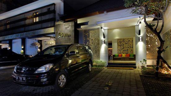 RC Villas and Spa Bali