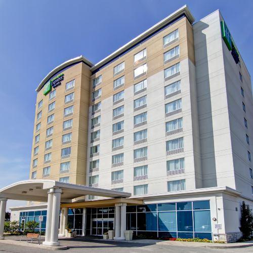 Holiday Inn Express Hotel & Suites Toronto - Markham