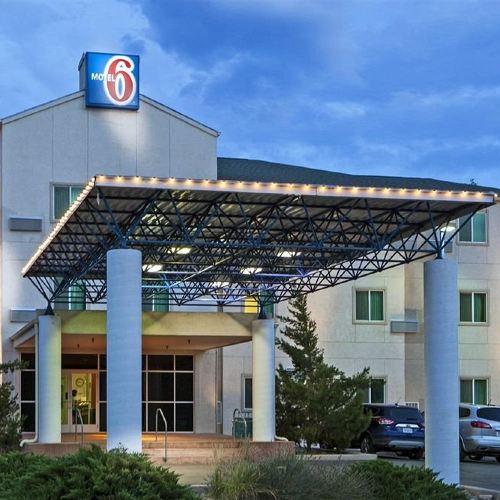 Motel 6 Moab, UT