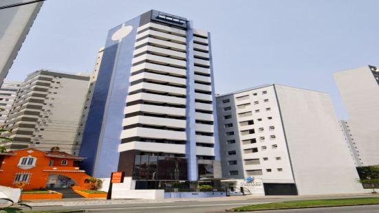 庫裏提巴巴特爾斯拉維耶羅必須酒店