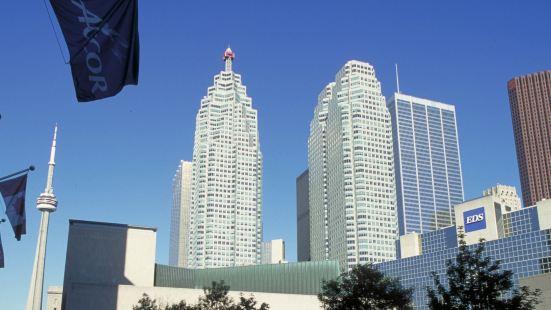 The Novotel Toronto Centre