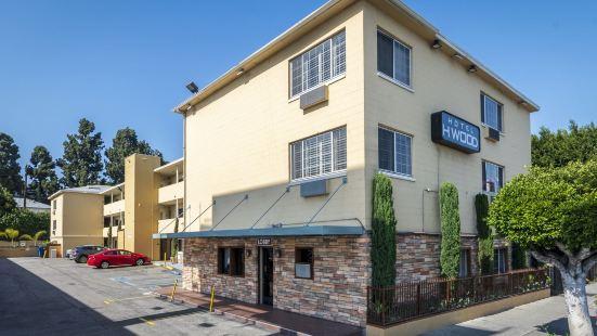 Hotel Hwood Near the Sunset Strip
