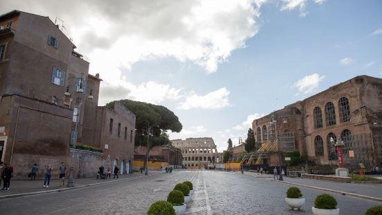 Ristorante Roof Garden Hotel Forum Roma Reviews Food