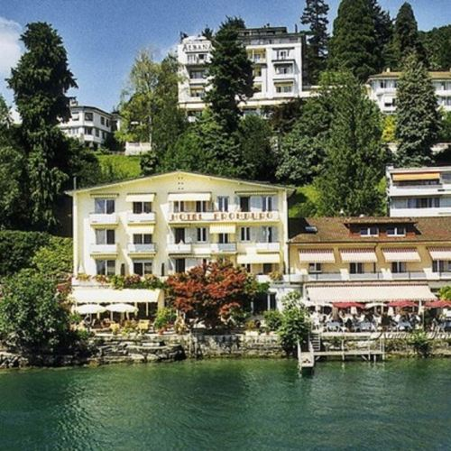 Garni-Hotel Frohburg - Beau Rivage Collection