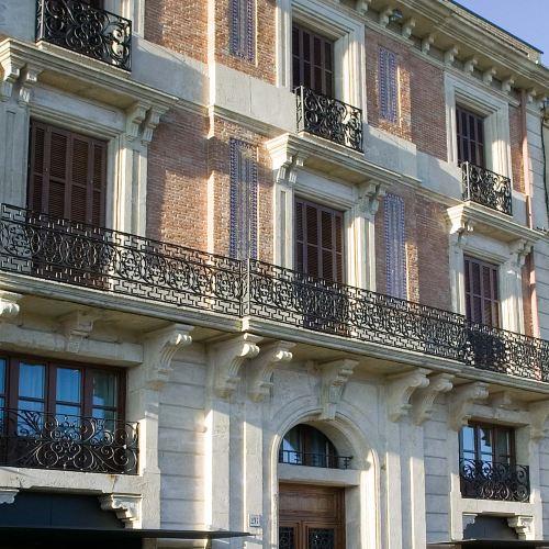 Mercer Casa Torner I Güell