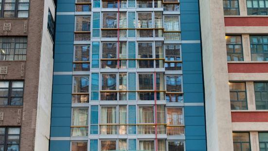 紐約曼哈頓/蘇活區萬怡酒店