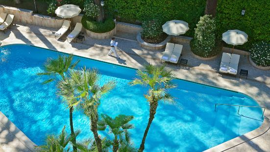 Aldrovandi Villa Borghese Roma - the Leading Hotels