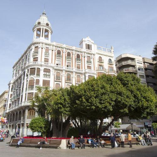 Hotel Cetina Murcia