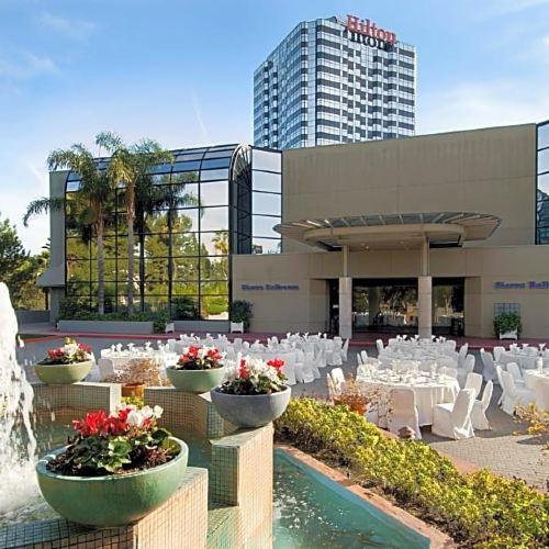 洛杉磯環球影城希爾頓酒店