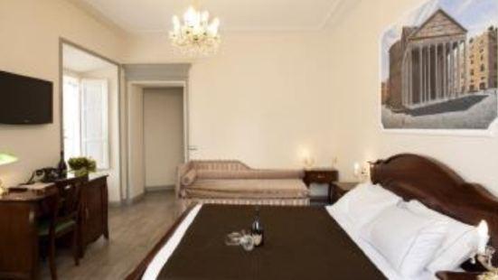 Sleep in Rome Ludovisi
