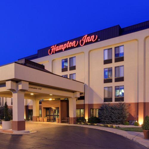 Hampton Inn Bentonville-Rogers