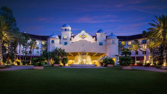 奧蘭多環球硬石酒店